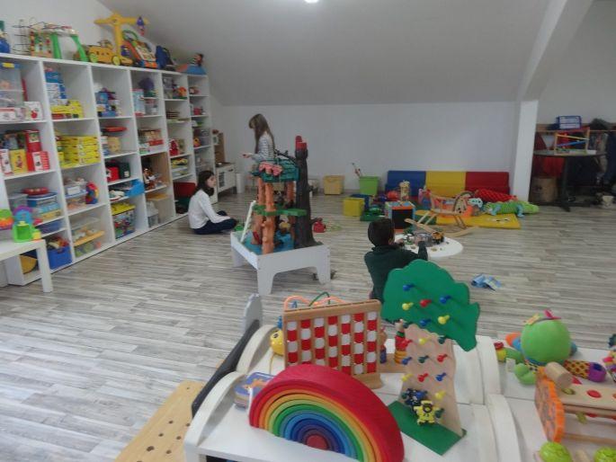 La ludothèque de Hombourg possède près de 1 000 jeux et jouets