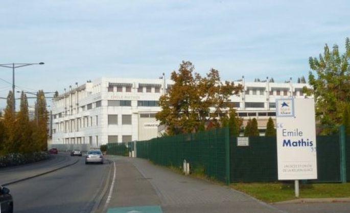Le Lycée et le CFA Emile Mathis à Schiltigheim