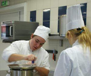 Hôtellerie - restauration : le lycée Storck à Guebwiller