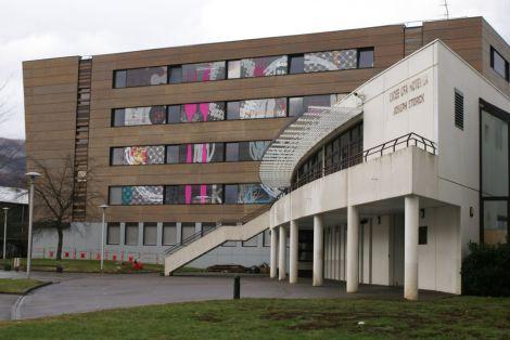 Le lycée Storck accueille 1000 élèves