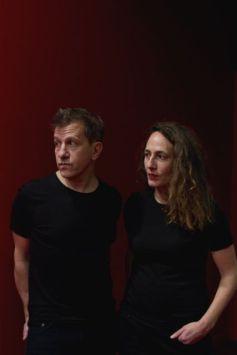 Marcial Di Fonzo Bo et Elise Vigier