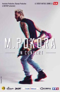 M. Pokora sera en tournée en 2017