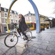 m2A : des vélos électriques à louer