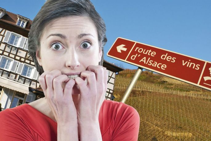 Ma famille débarque en Alsace!