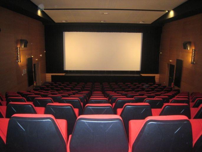 La salle de cinéma de la MAC à Bischwiller