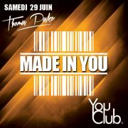 Made in you 100% Clubbing