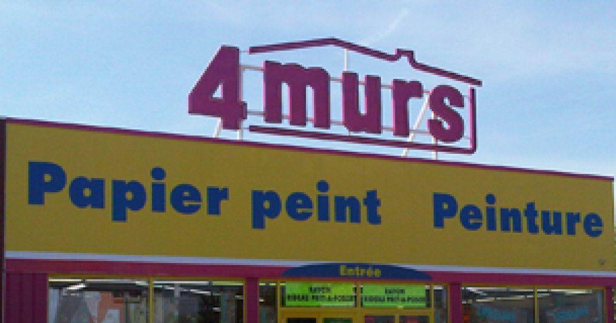 4 Murs  U00e0 Strasbourg   Horaires  Magasin Papier Peint