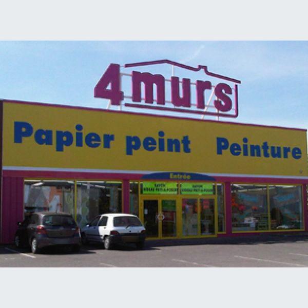4 Murs À Strasbourg : Horaires, Magasin Papier Peint, Tapisserie