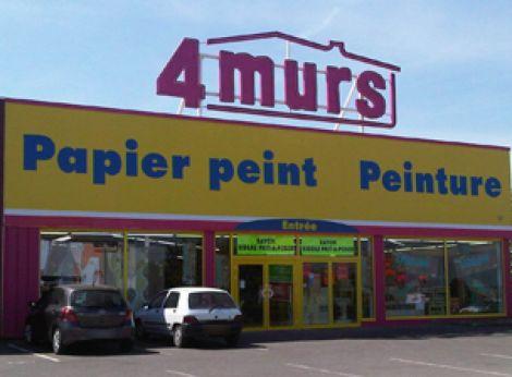 Les magasins 4 murs vous accueillent afin de vous conseiller sur votre déco intérieure