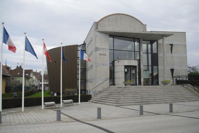 Mairie de Bantzenheim
