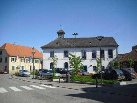 Mairie d\'Andolsheim