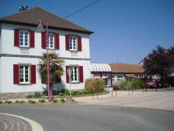 Mairie de Kunheim