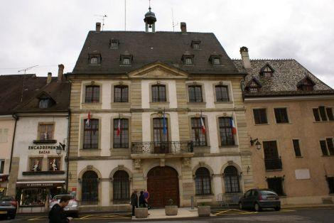 La Mairie d\'Altkirch, style Renaissance