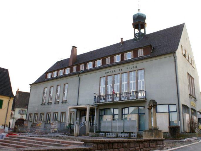 Mairie d\'Ammerschwihr