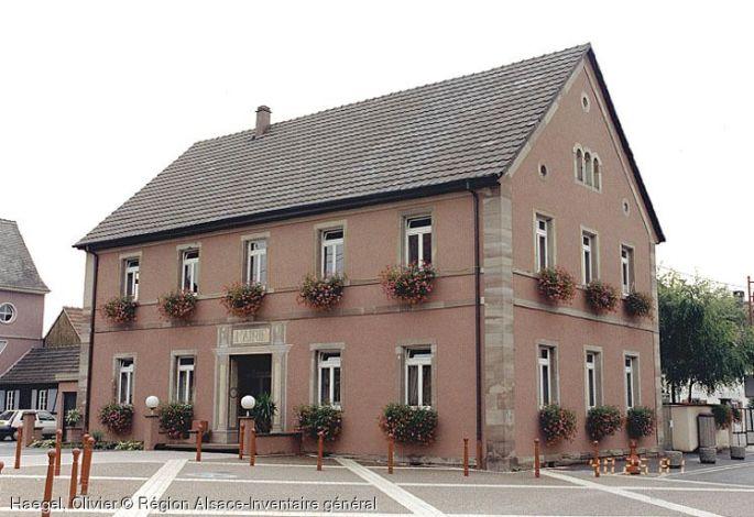 Mairie d\'Artolsheim