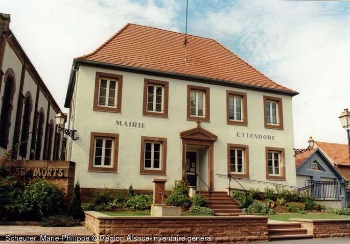 Mairie d\'Ettendorf