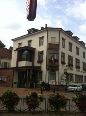 Mairie d\'Hegenheim