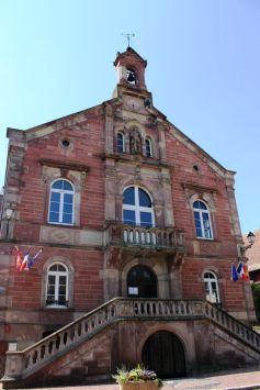 Mairie d\'Heiligenstein