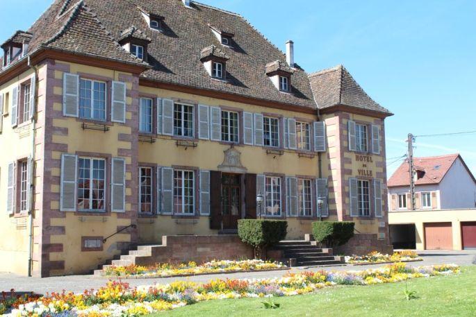 Mairie d\'Ingersheim