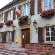 Mairie d\'Issenheim