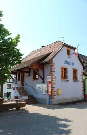 Mairie d\'Itterswiller