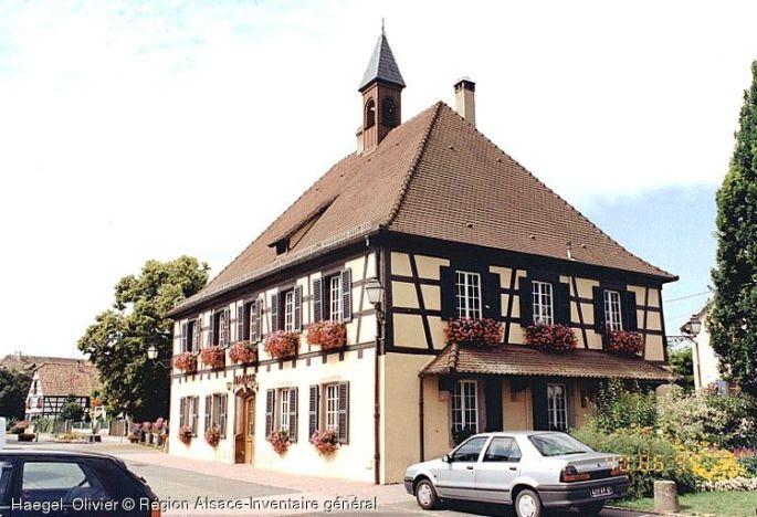 Mairie de Baldenheim
