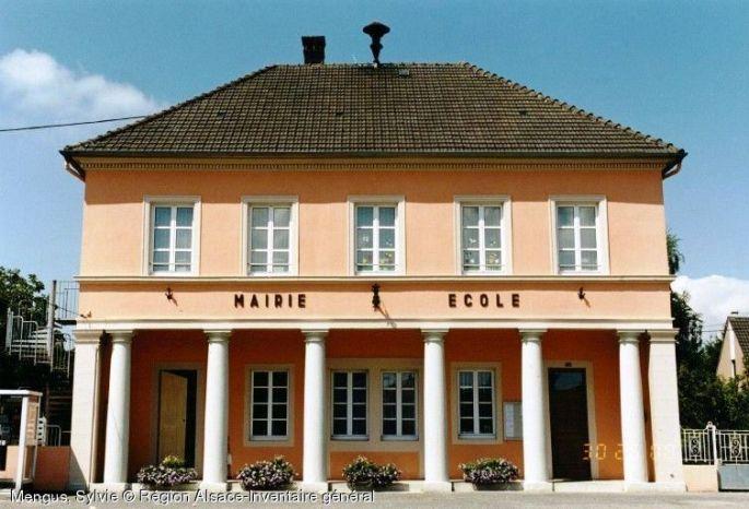 Mairie de Ballersdorf