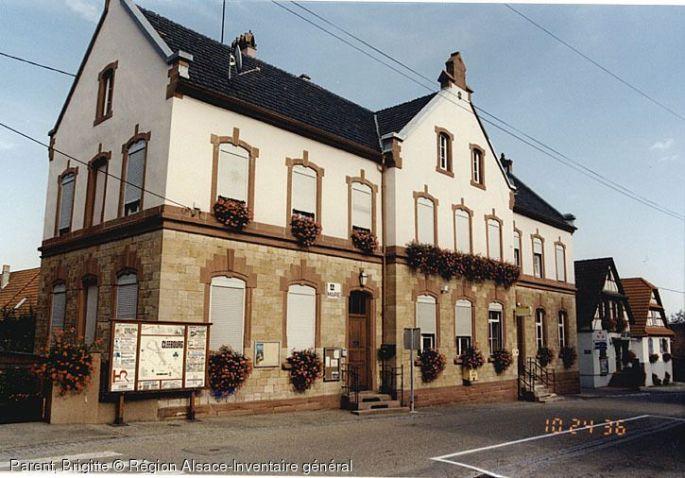 Mairie de Cleebourg
