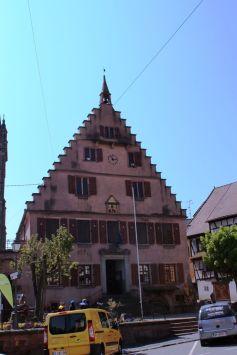 Mairie de Dambach-la-Ville