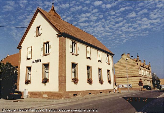 Mairie de Durrenbach