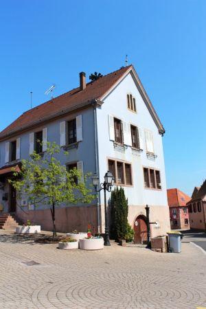 Mairie de Eichhoffen