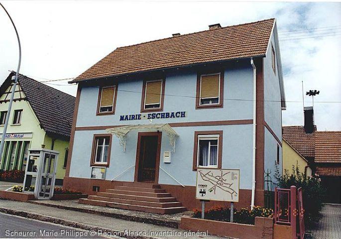 Mairie de Eschbach