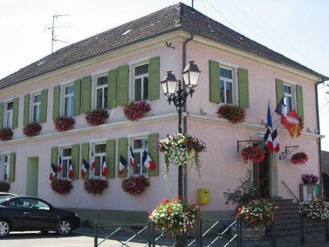 Mairie de Grentzingen