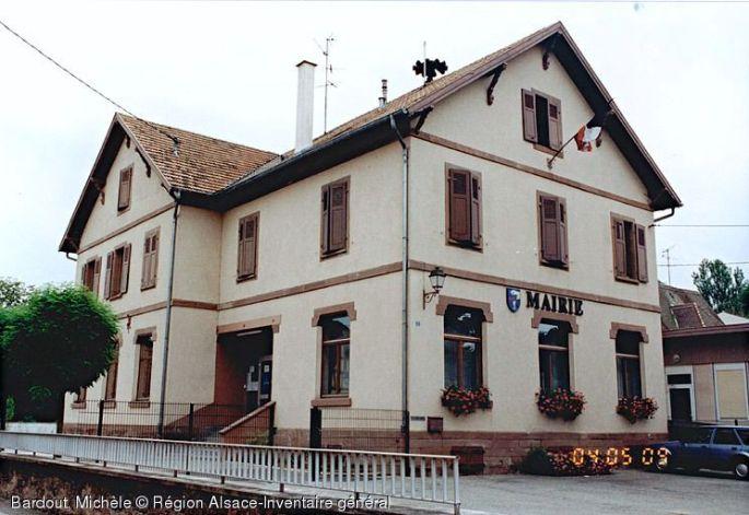 Mairie de Hangenbieten