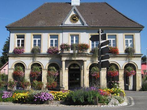 Mairie de Hirsingue