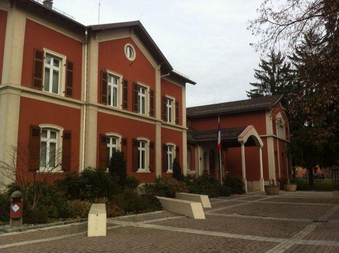 Mairie de Huningue