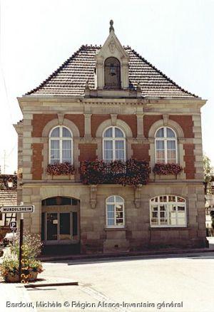 Mairie de Lampertheim