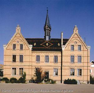 Mairie de Mackenheim
