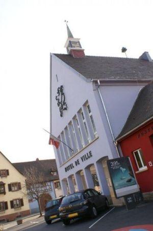 Mairie de Mittelwihr
