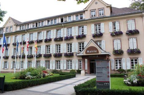 Mairie de Mulhouse