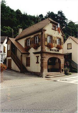 Mairie de Niedersteinbach