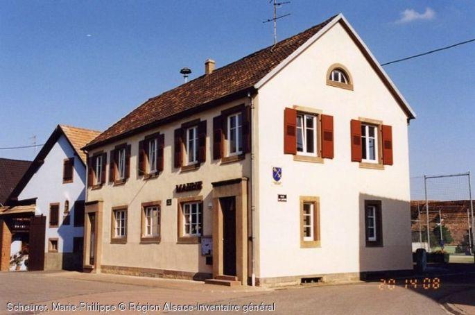 Mairie de Schaffhouse-sur-Zorn