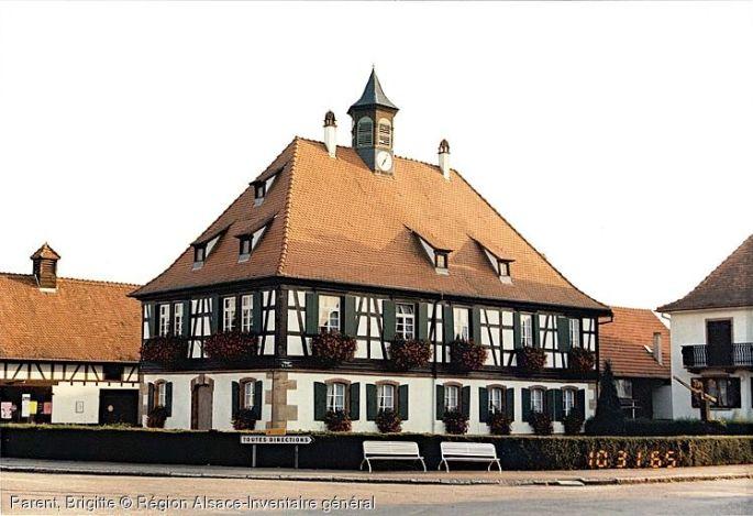 Mairie de Seebach