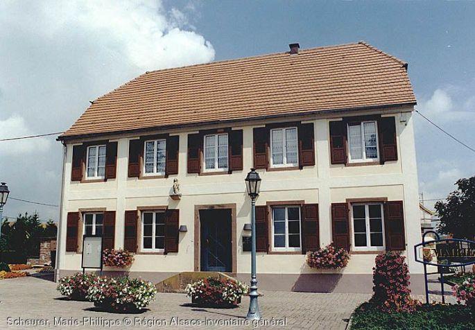 Mairie de Walbourg