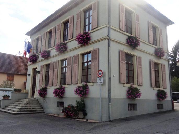 Mairie de Walheim