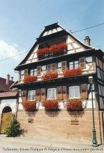 Maison au coeur de Duntzenheim