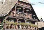 Maison dans les rues de Mackenheim