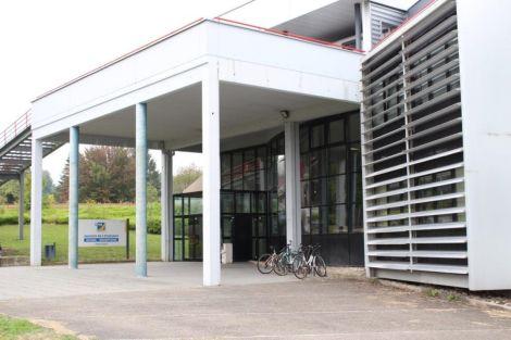 Maison de l\'étudiant - Mulhouse