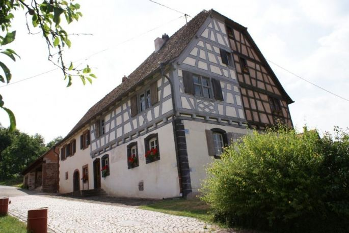 Maison de l'Histoire et des Traditions de la Haute-Moder de Wimmenau