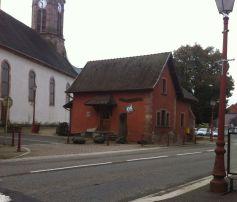 Maison de la Géologie et de l\'Environnement de Haute Alsace